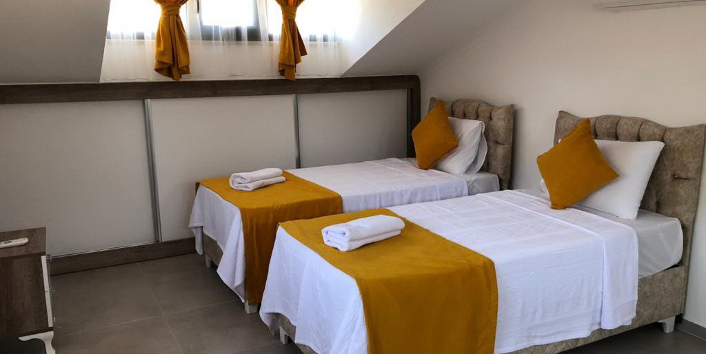 Example of Bedroom 3 Furnished