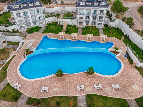 Lovely Infinity Pool