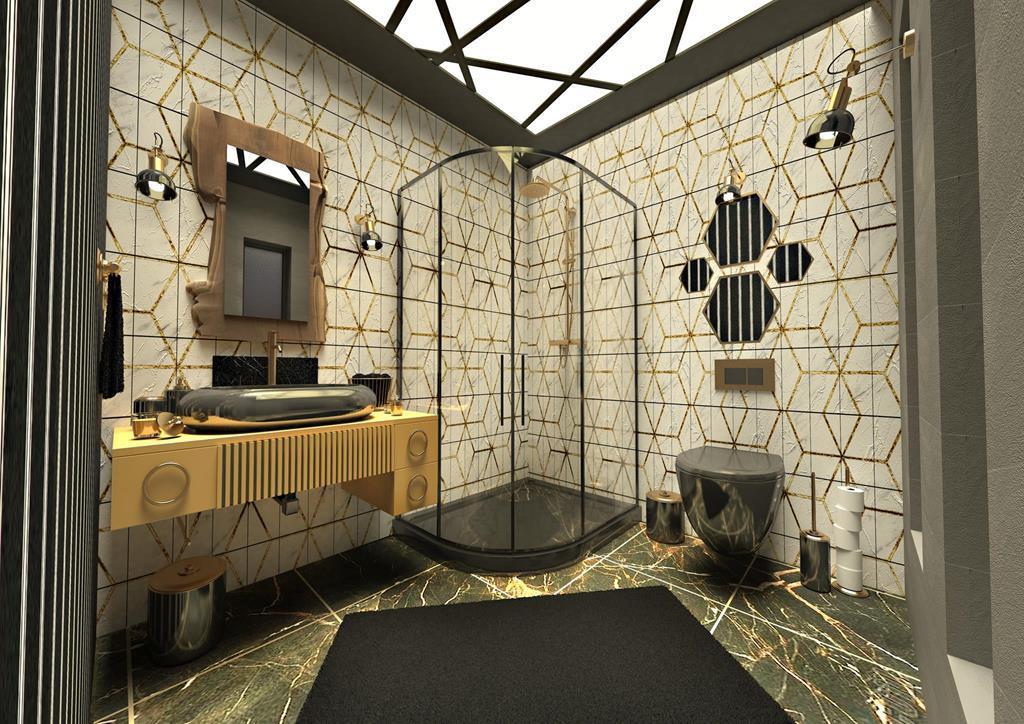 4 En-Suite Bathrooms