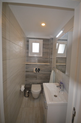 Living Level WC for convenience
