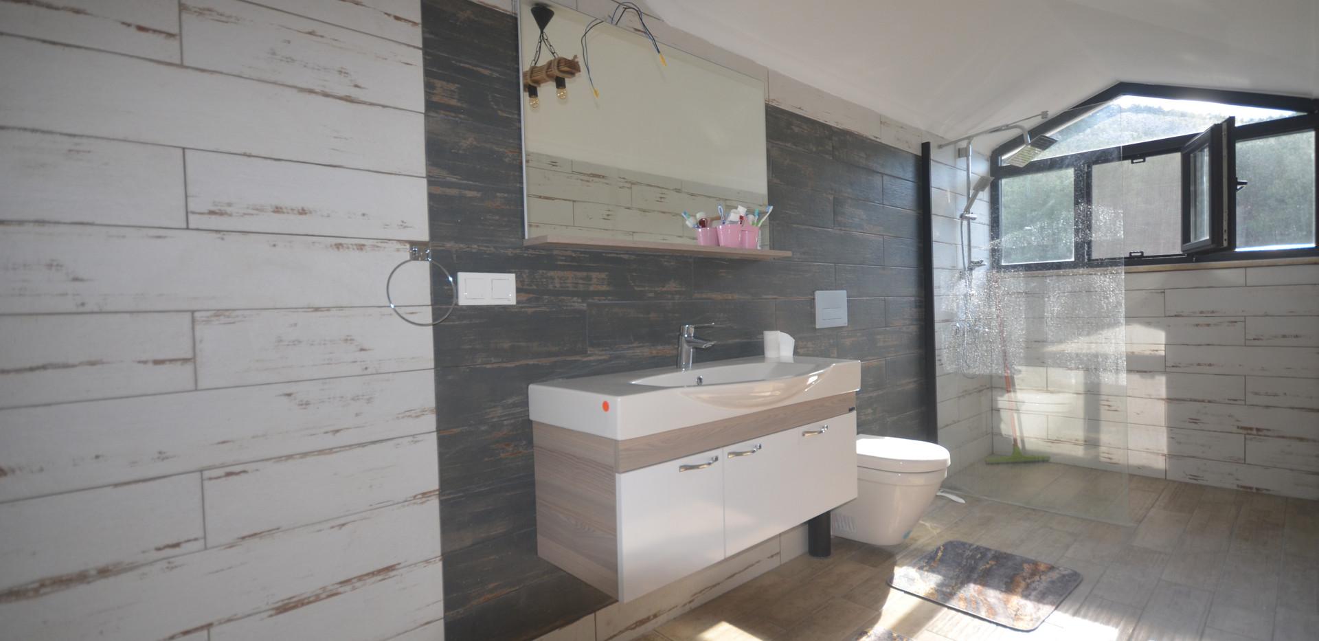 Third Bathroom, Second Floor