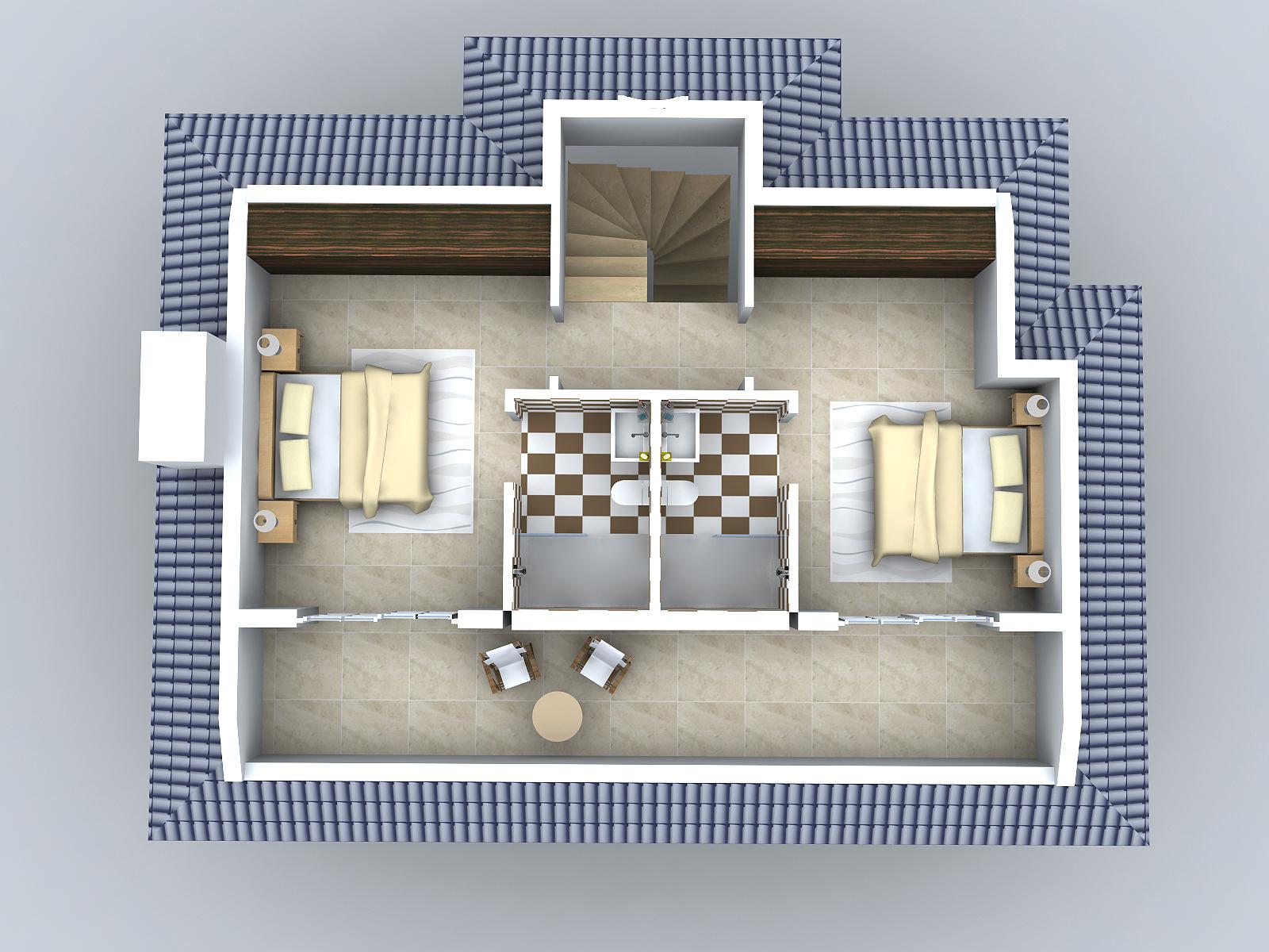 12. Attic Floor Plan