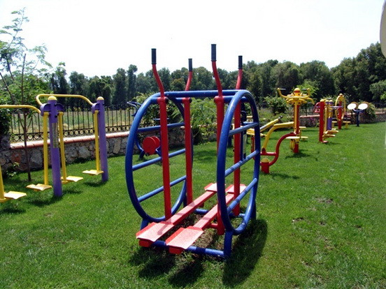 Onsite Exercise Park