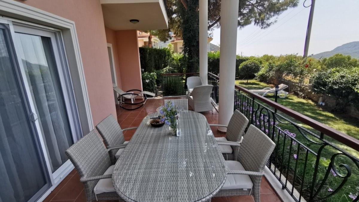 Dining Terrace