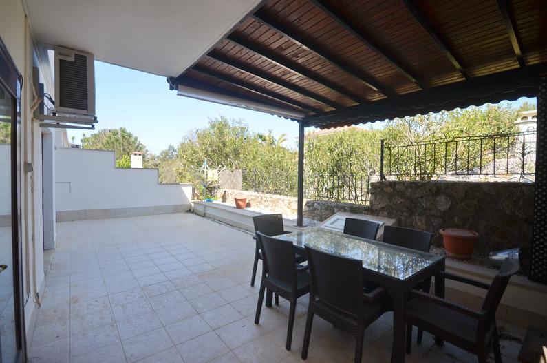 Private Enclosed Terrace
