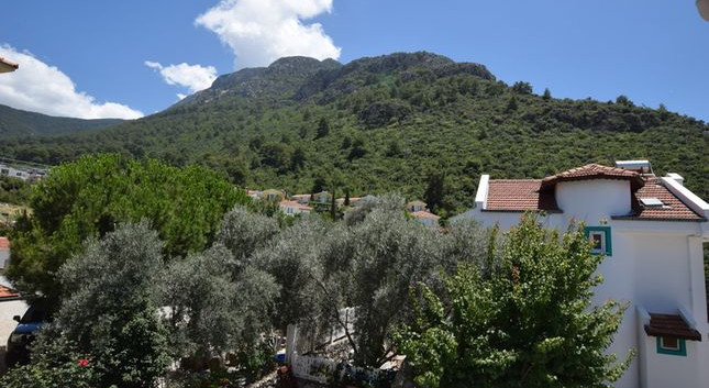 Balcony View, from Bedroom 2