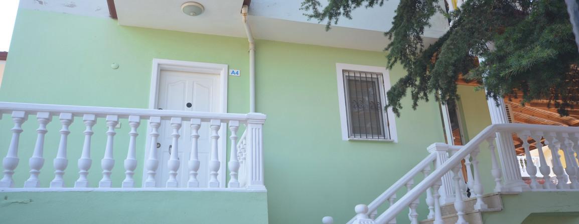 Side Entrance Door