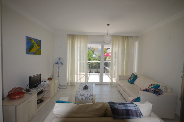 Lounge with Terrace Balcony
