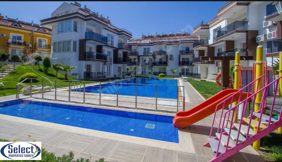 1Kids Pool with Slide