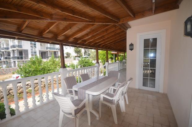 Villa Two, Balcony Terrace