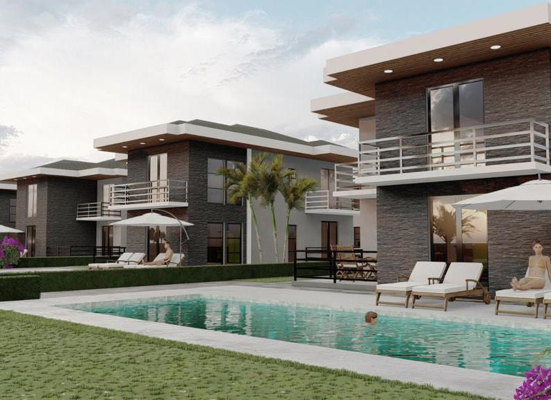 New Luxury Villa Development