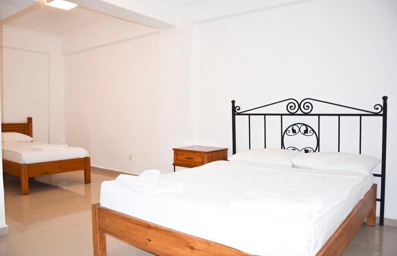 Bedroom Five, Lower Floor