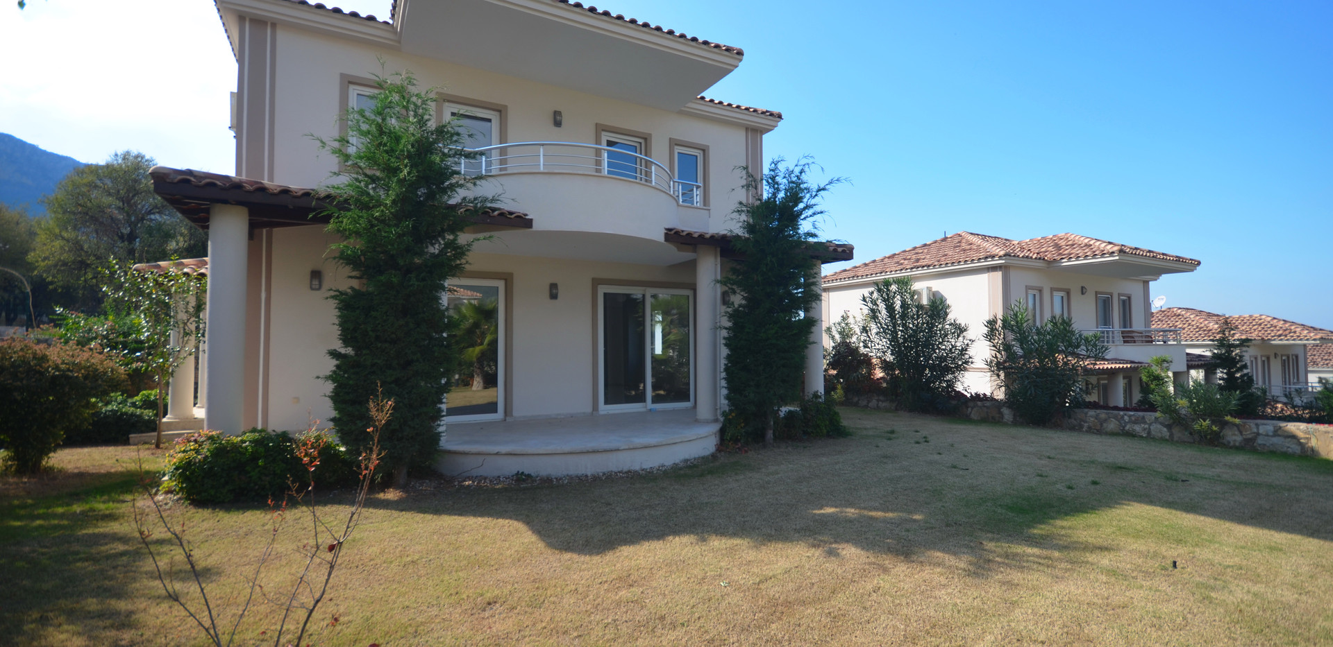 Villa Number