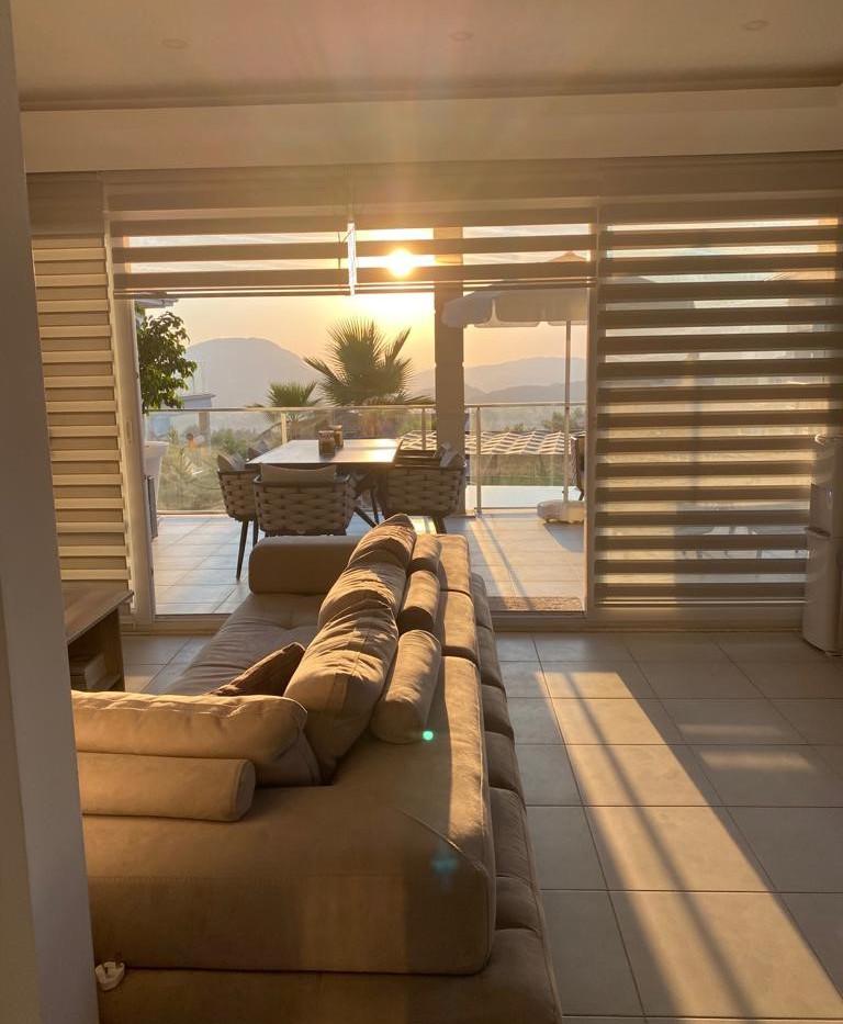 Lounge has Balcony Off
