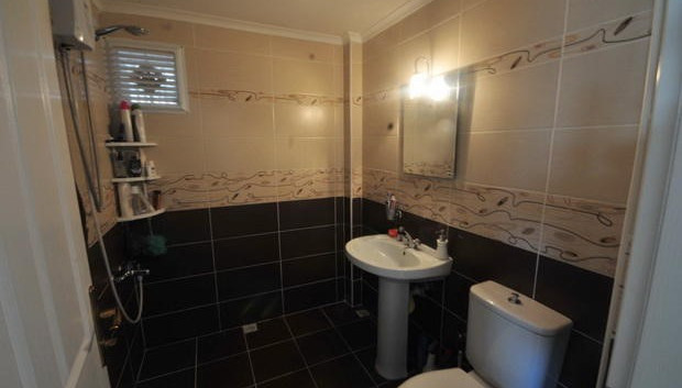Bathroom One, Ground Floor