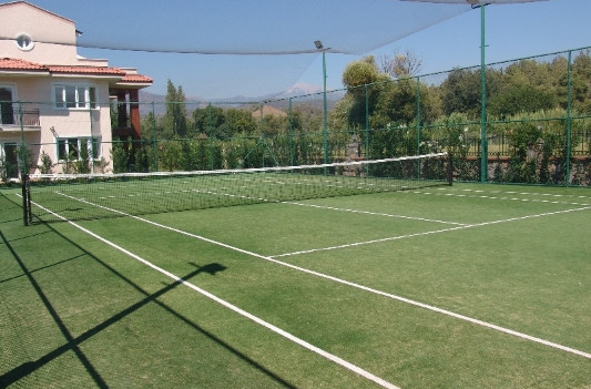 Onsite Tennis Court