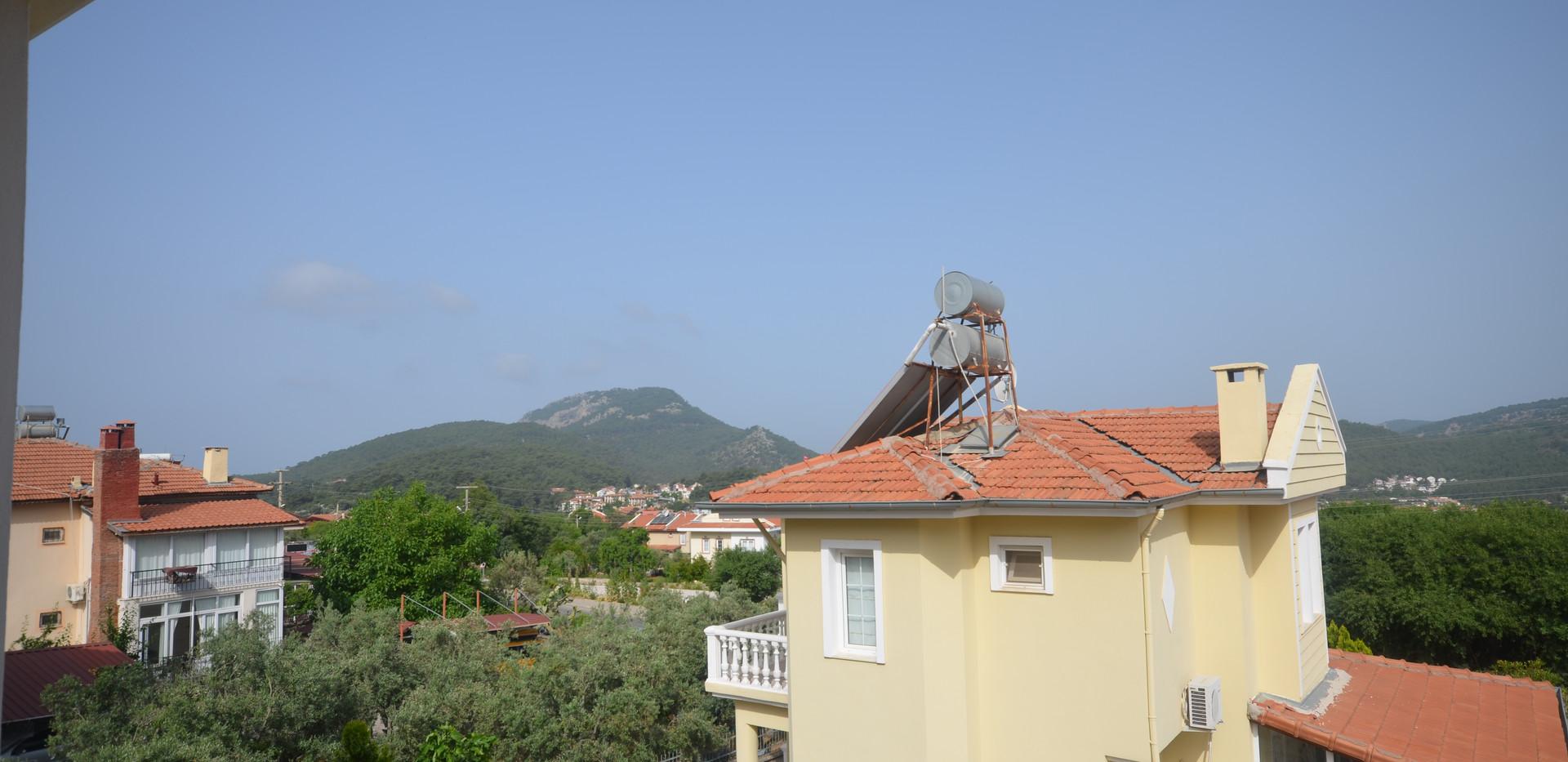 Upper Balcony View