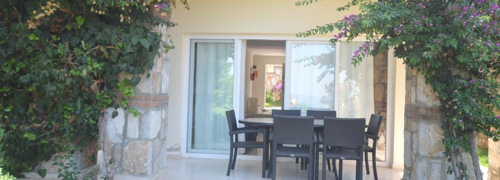 Garden Terrace Balcony Off Lounge