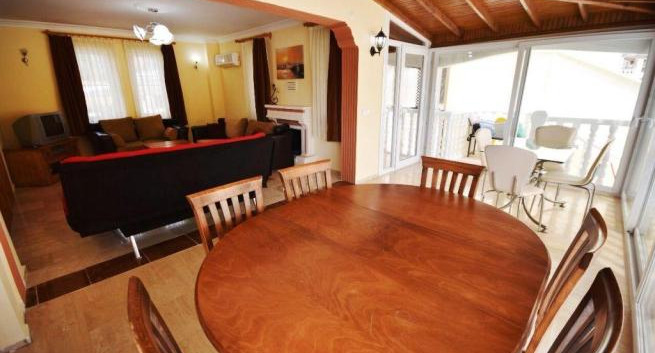 Dining Area/Terrace Extension