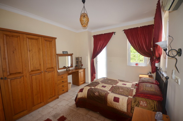 Villa Two, Master Bedroom