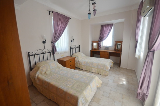 Villa One, Bedroom Two
