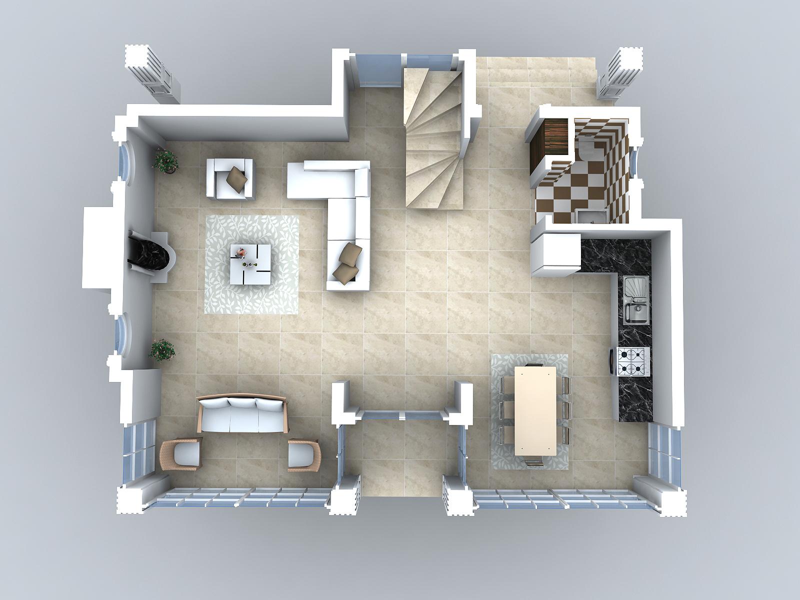 6. Ground Floor Plan