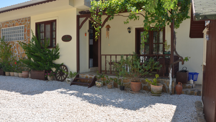 Rear Entrance (to Kitchen)