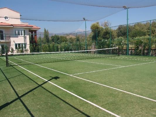 Onsite Tennis Court