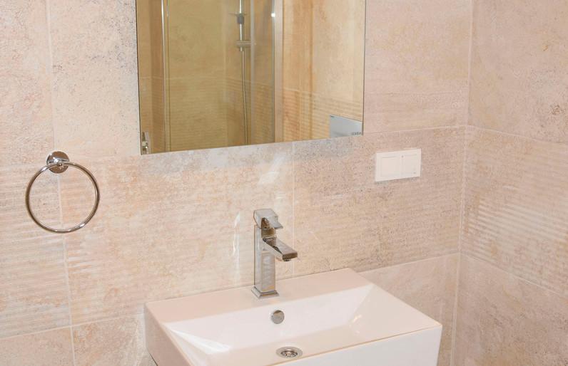 Bathroom Four, Lower Floor
