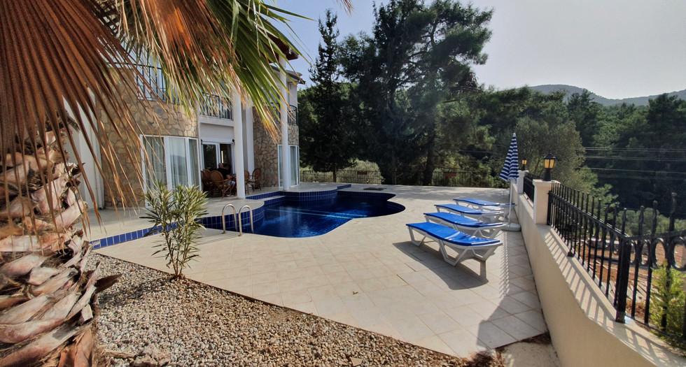 Sunbathing Terraces