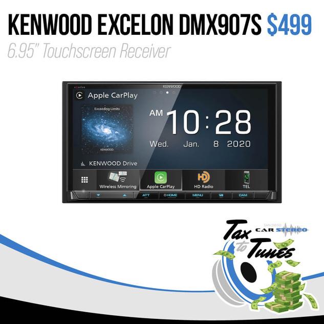 Kenwood Excelon DMX907S