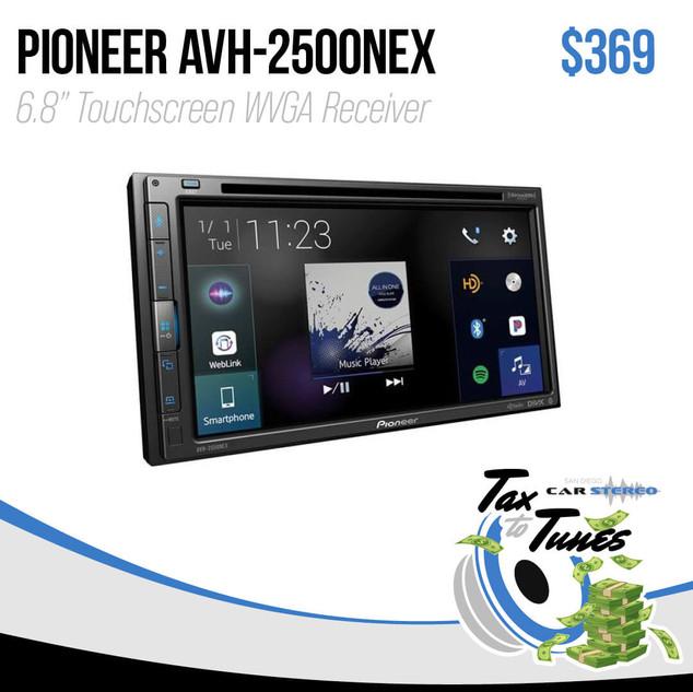 Pioneer AVH-2500NEX