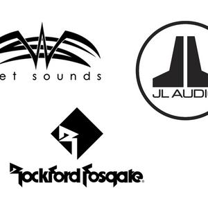 All JL Audio, Rockford Fosgate &Wet Sounds – 20% OFF