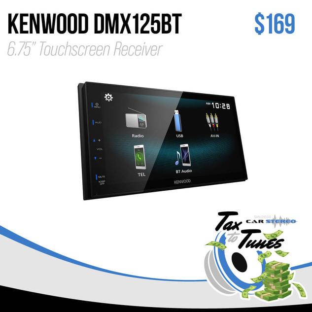 Kenwood DMX125BT
