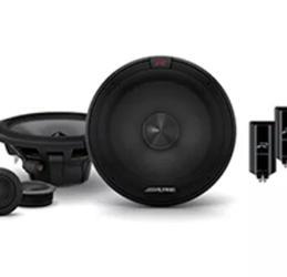 Alpine Car Speakers R-Series