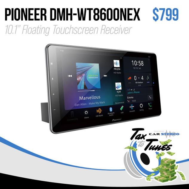 Pioneer DMH-WT8600NEX