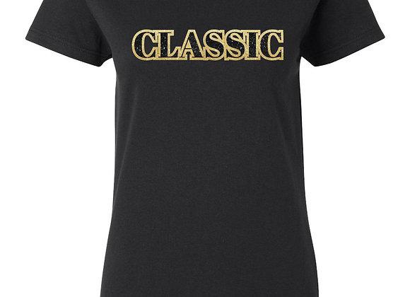 Women's Glitter  T-Shirt