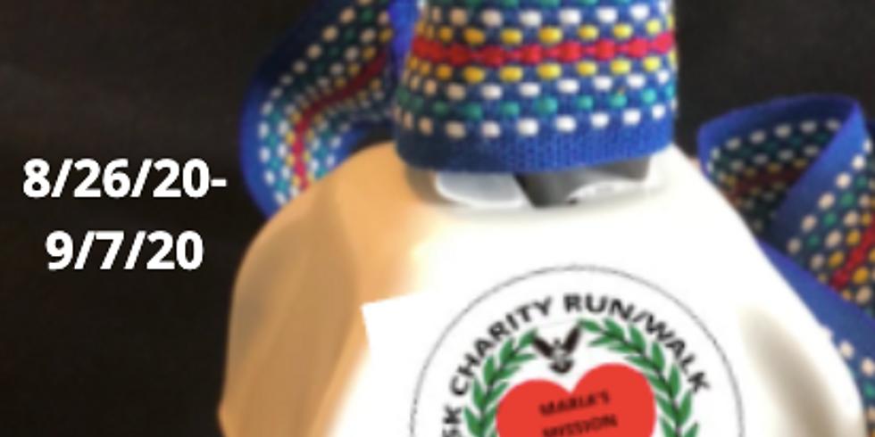MMLN Charity 5K Run/Walk 2020