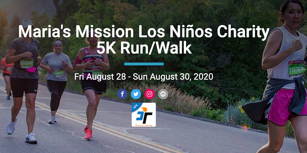 MMLN Charity 5K Run/Walk