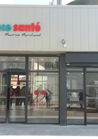Espace Santé Maurice Marchand (42)