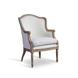 Ella Ivory French Chair