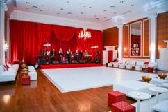 Dance Floor Lounge Area
