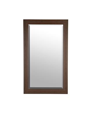 Wood Floor Length Mirror $75