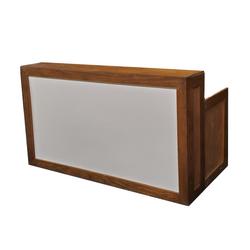 Wood Frame Bar/White Insert $200