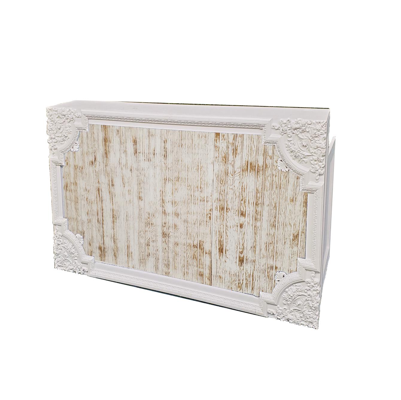 Cora Bar w/ White Washed Insert $250
