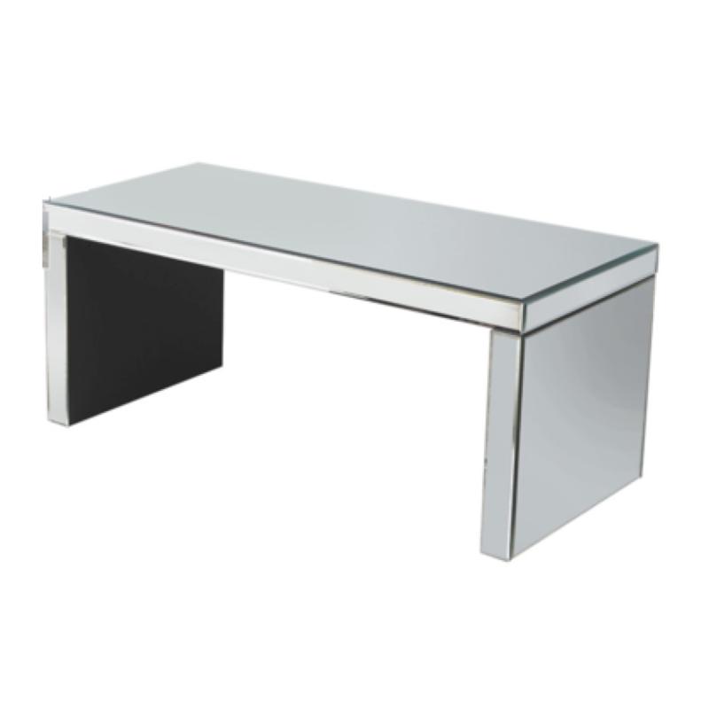 Ava Mirror Coffee Table $75