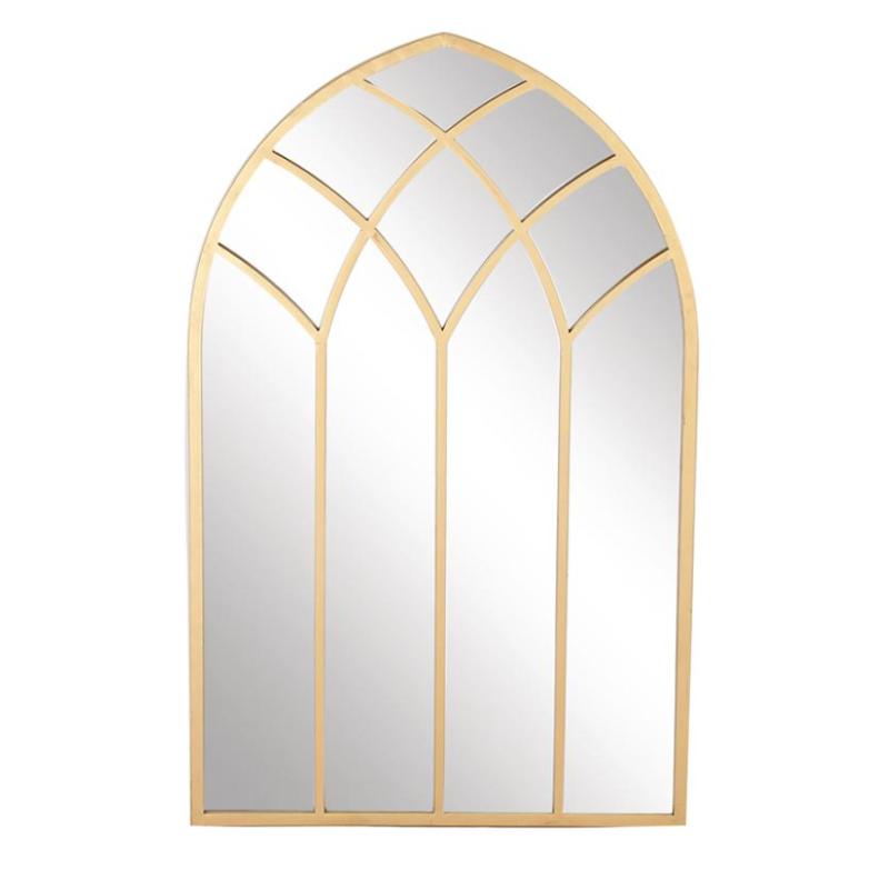 Gold Arch Mirror $50