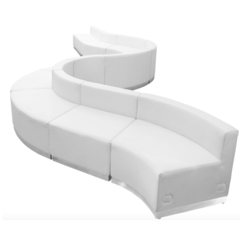 10 Piece Reception Sofas $1,000