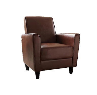 Henry Leather Arm Chair