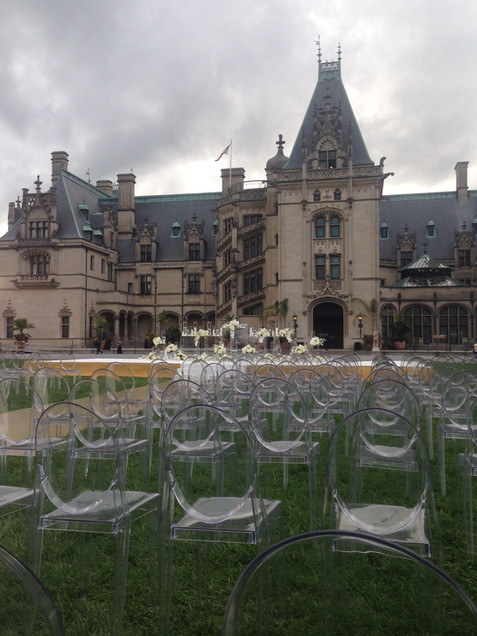 Clear Ghost Chairs